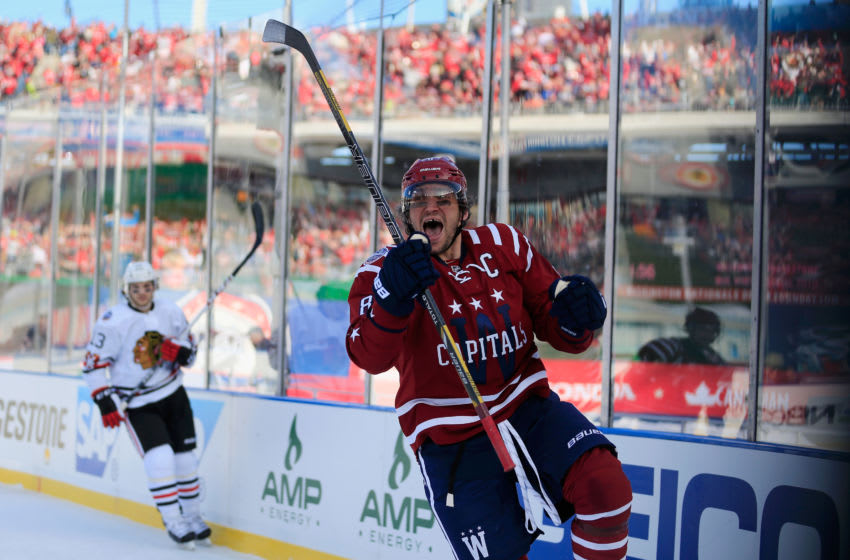 Alex Ovechkin, Washington Capitals (Photo by Rob Carr/Getty Images)
