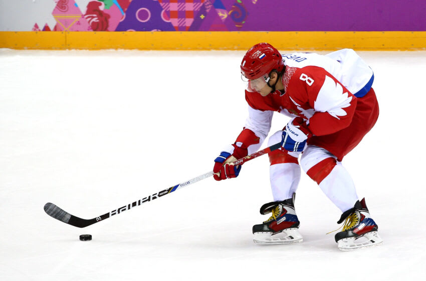 Alex Ovechkin, Washington Capitals (Photo by Clive Mason/Getty Images)
