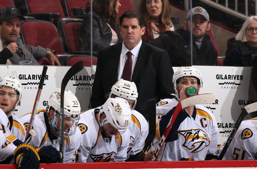 Peter Laviolette, Washington Capitals (Photo by Christian Petersen/Getty Images)