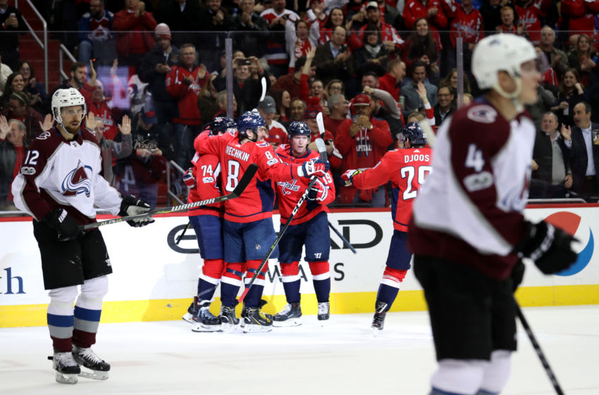 Washington Capitals (Photo by Rob Carr/Getty Images)