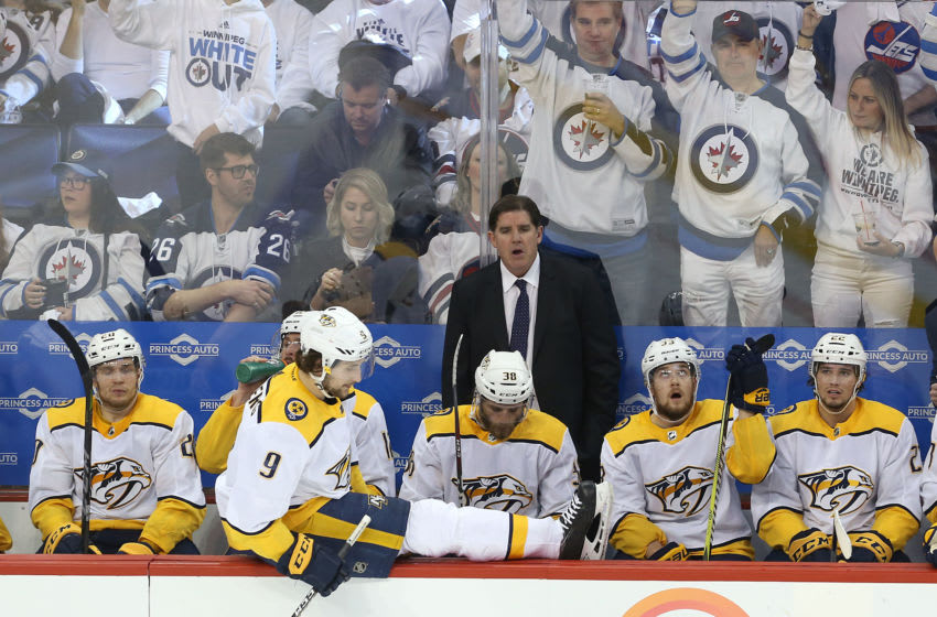Peter Laviolette, Washington Capitals (Photo by Jason Halstead /Getty Images)