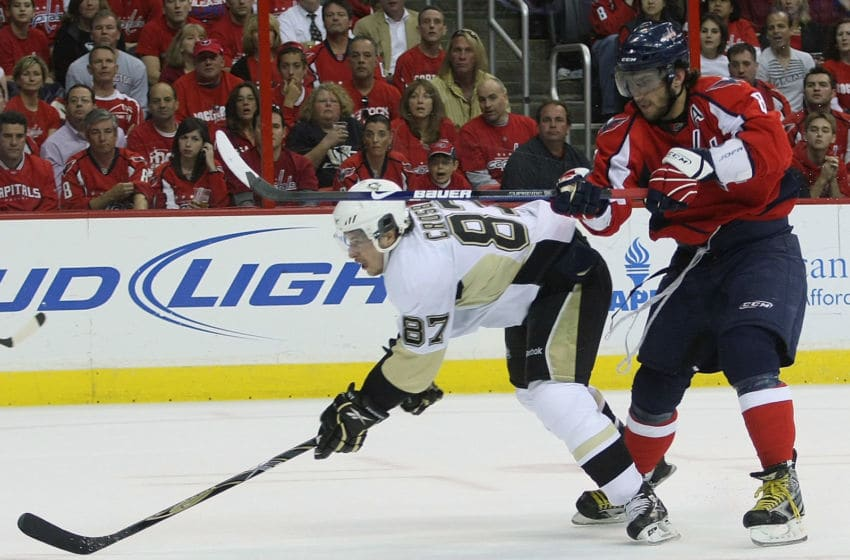 Alex Ovechkin Washington Capitals(Photo by Bruce Bennett/Getty Images)