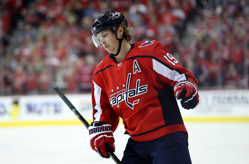 Nicklas Backstrom, Washington Capitals (Photo by Rob Carr/Getty Images)