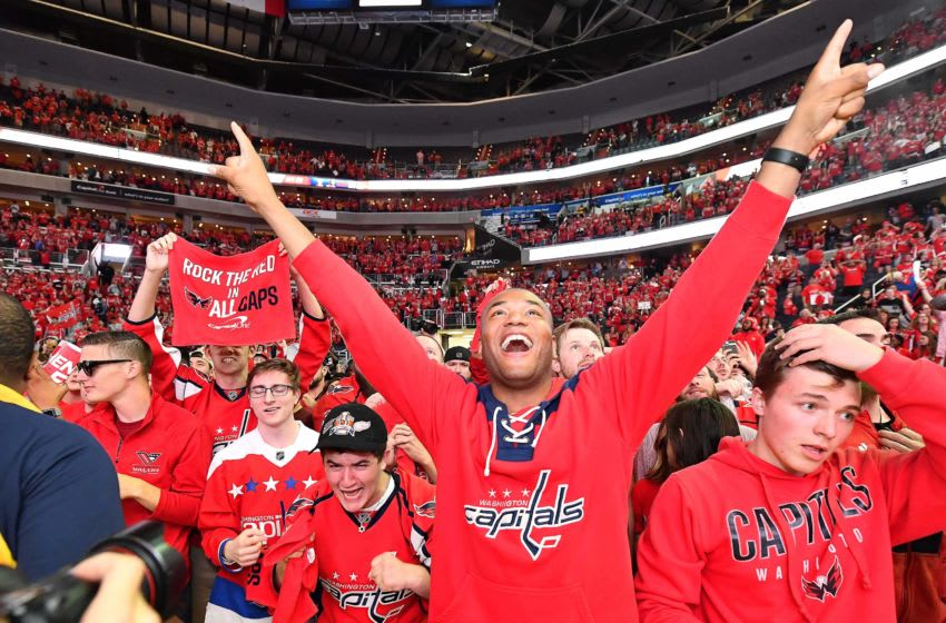 Washington Capitals Mandatory Credit: Brad Mills-USA TODAY Sports
