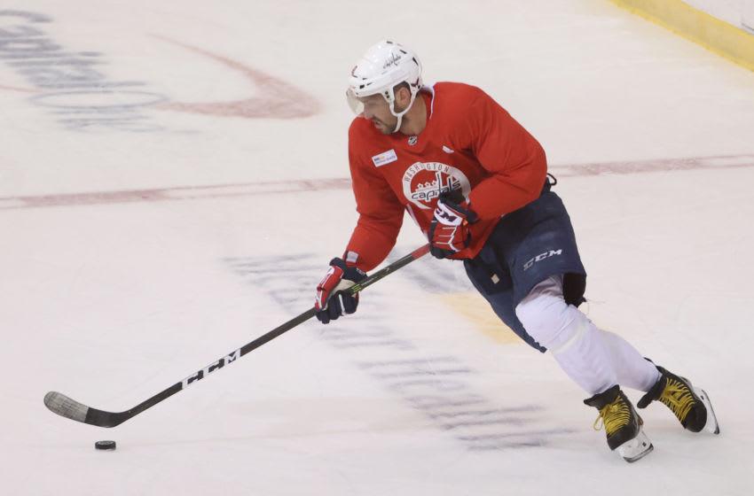 Alex Ovechkin, Washington Capitals Mandatory Credit: Geoff Burke-USA TODAY Sports