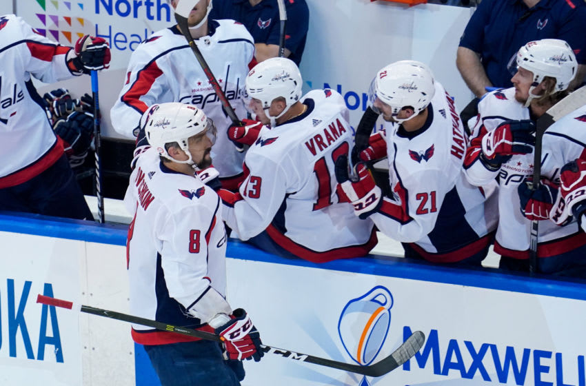 Alex Ovechkin, Washington Capitals Mandatory Credit: John E. Sokolowski-USA TODAY Sports