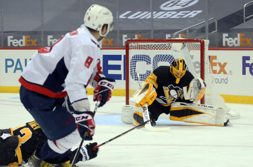 Alex Ovechkin, Washington Capitals Mandatory Credit: Charles LeClaire-USA TODAY Sports