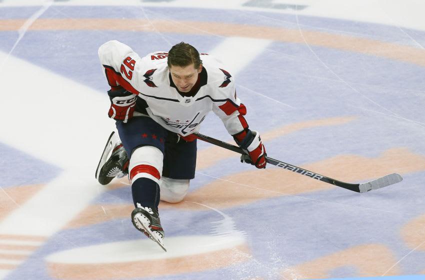 Evgeny Kuznetsov, Washington Capitals Mandatory Credit: Andy Marlin-USA TODAY Sports