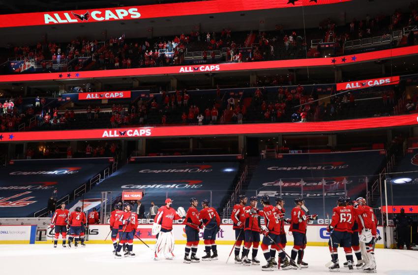 Washington Capitals Mandatory Credit: Geoff Burke-USA TODAY Sports