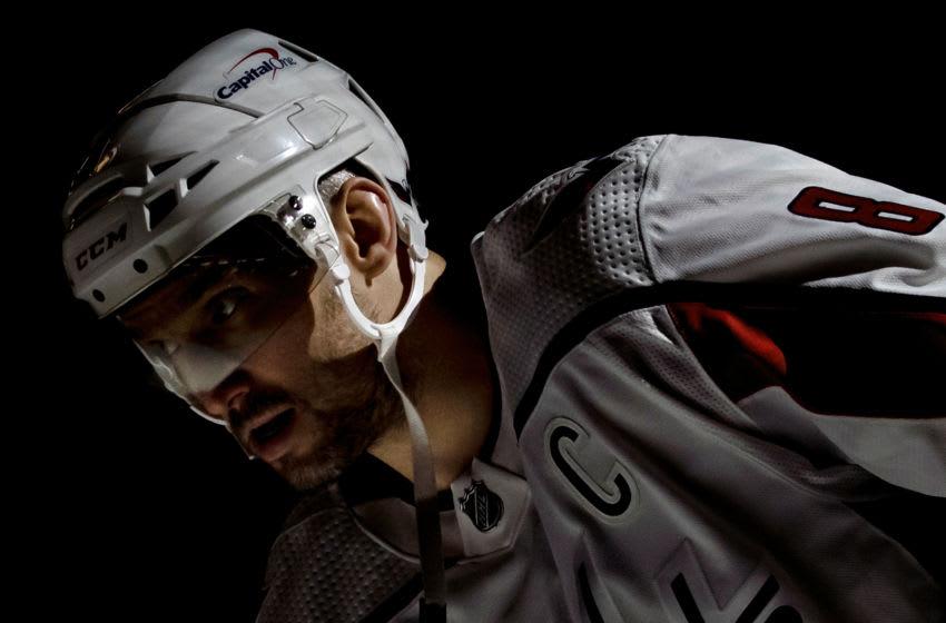Alex Ovechkin, Washington Capitals Mandatory Credit: Winslow Townson-USA TODAY Sports