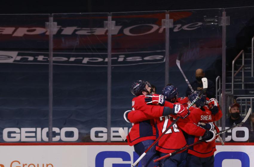 Conor Sheary, Washington Capitals Mandatory Credit: Geoff Burke-USA TODAY Sports