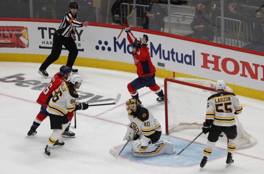 Nic Dowd, Washington Capitals Mandatory Credit: Geoff Burke-USA TODAY Sports