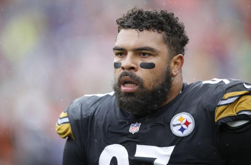 Pittsburgh Steelers Cameron Heyward (Photo by Joe Robbins/Getty Images)