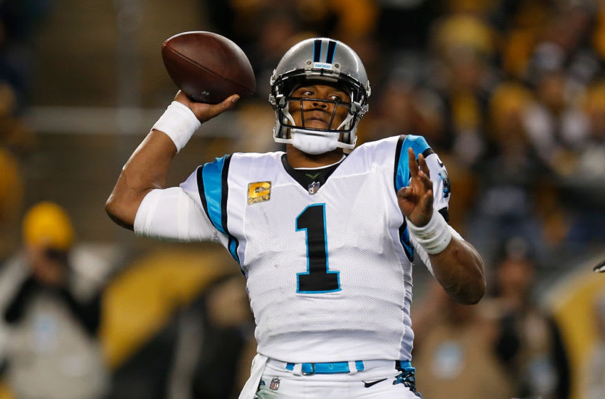 Pittsburgh Steelers Cam Newton (Photo by Justin K. Aller/Getty Images)