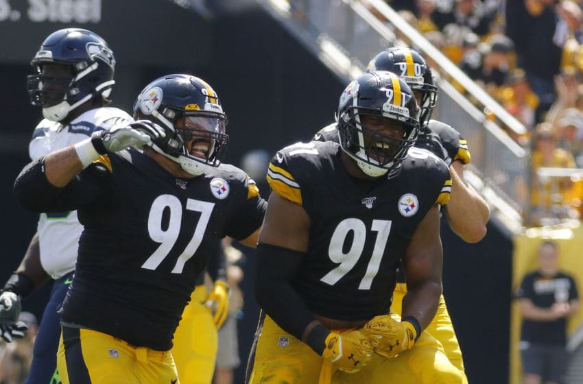 Stephon Tuitt Pittsburgh Steelers (Photo by Justin K. Aller/Getty Images)