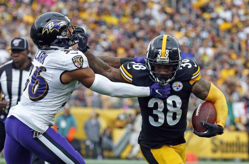 Jaylen Samuels Pittsburgh Steelers (Photo by Justin K. Aller/Getty Images)