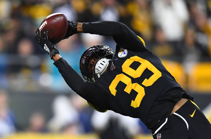 Minkah Fitzpatrick Pittsburgh Steelers (Photo by Joe Sargent/Getty Images)