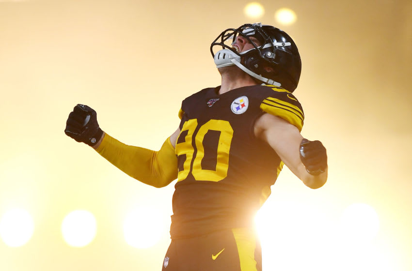 (Photo by Joe Sargent/Getty Images) T.J. Watt