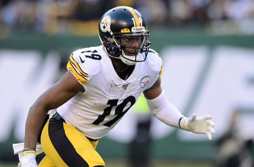 JuJu Smith-Schuster Pittsburgh Steelers (Photo by Steven Ryan/Getty Images)