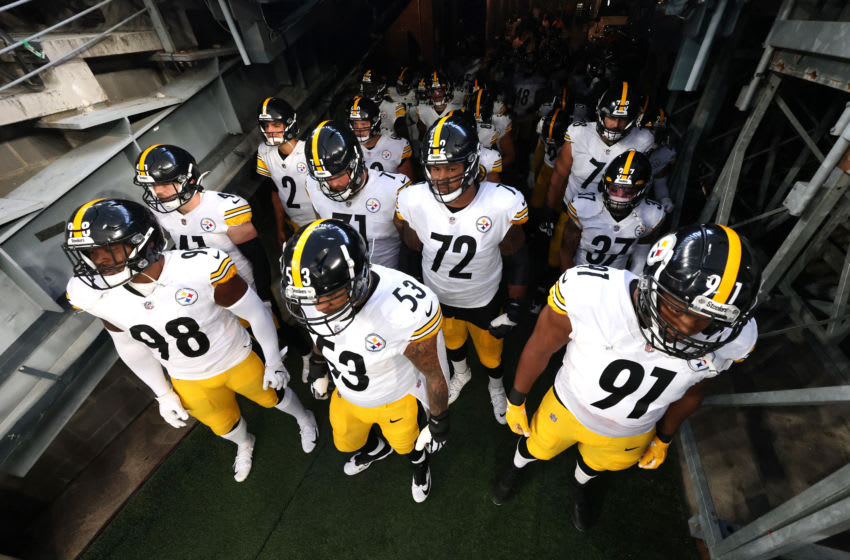 Pittsburgh Steelers (Photo by Al Bello/Getty Images)