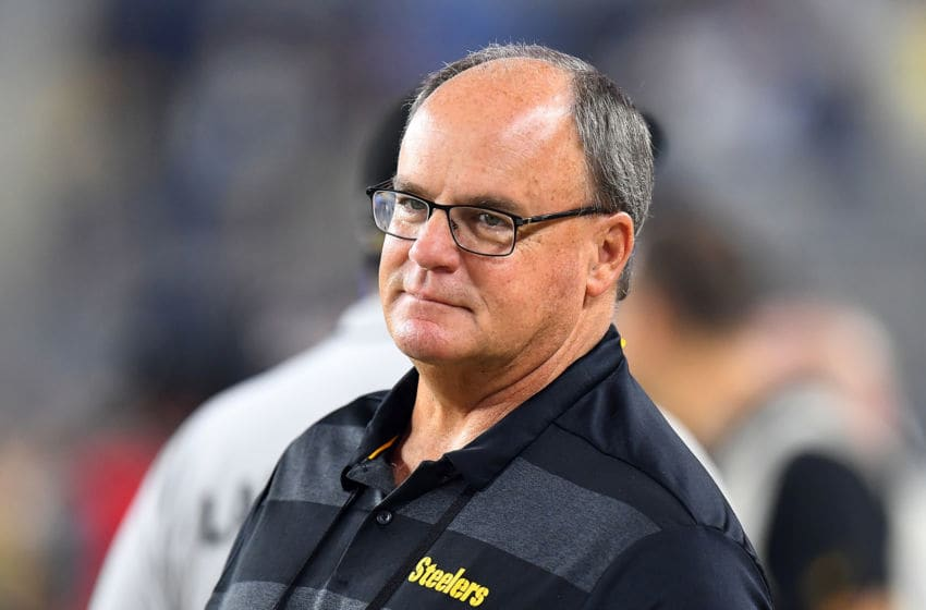 General Manager Kevin Colbert of the Pittsburgh Steelers (Photo by Joe Sargent/Getty Images)