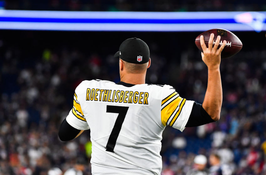 Ben Roethlisberger Pittsburgh Steelers (Photo by Kathryn Riley/Getty Images)