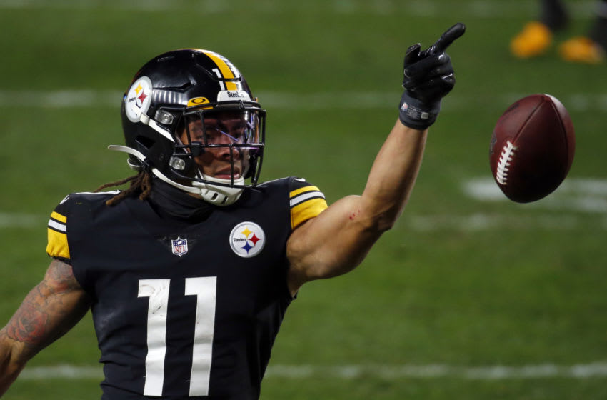 Chase Claypool #11 of the Pittsburgh Steelers. (Photo by Justin K. Aller/Getty Images)