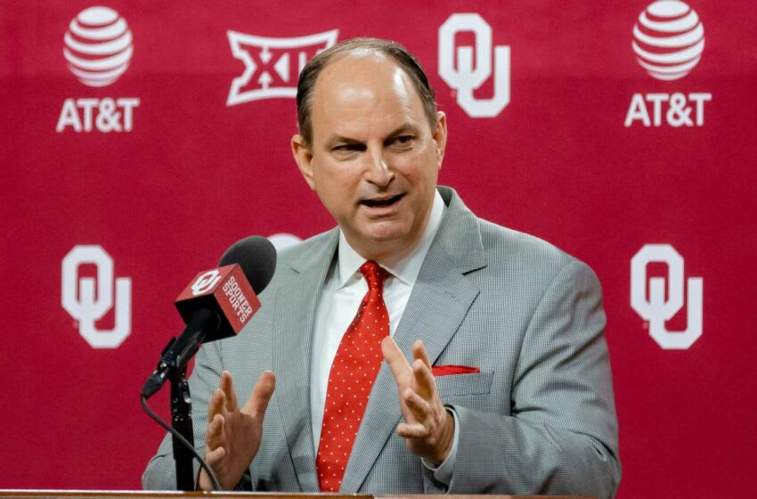 OU athletic director Joe Castiglione has said that full capacity is expected for the football season at Owen Field. cover