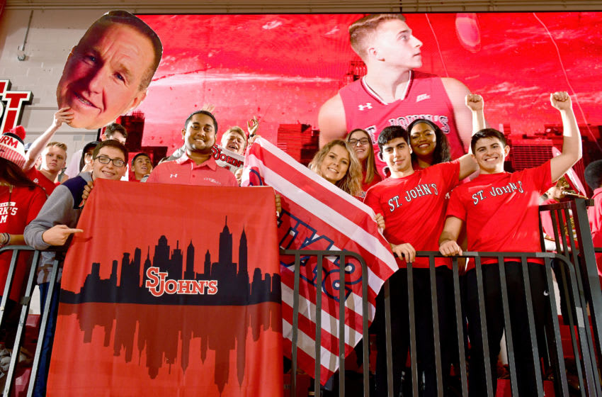 St. John's basketball (Photo by Steven Ryan/Getty Images)