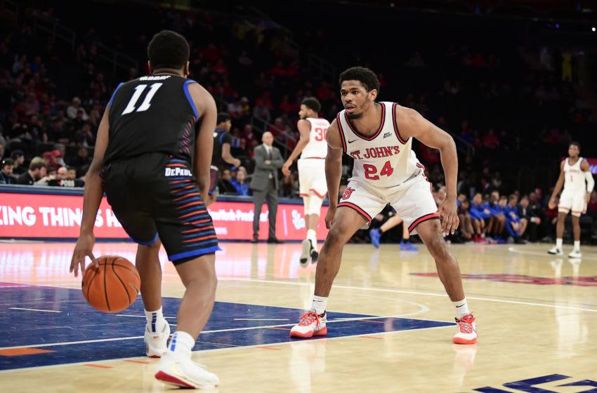 St. John's basketball (Photo by Steven Ryan/Getty Images)