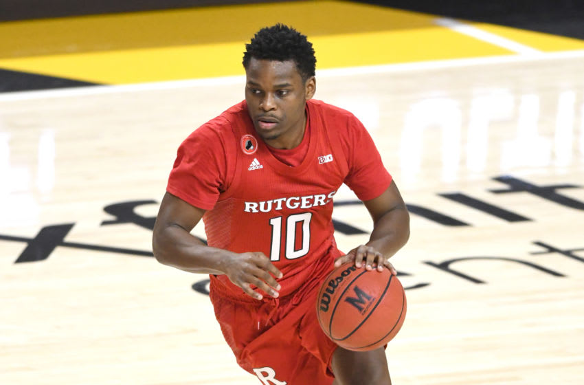 St. John's basketball transfer Montez Mathis (Photo by Mitchell Layton/Getty Images)