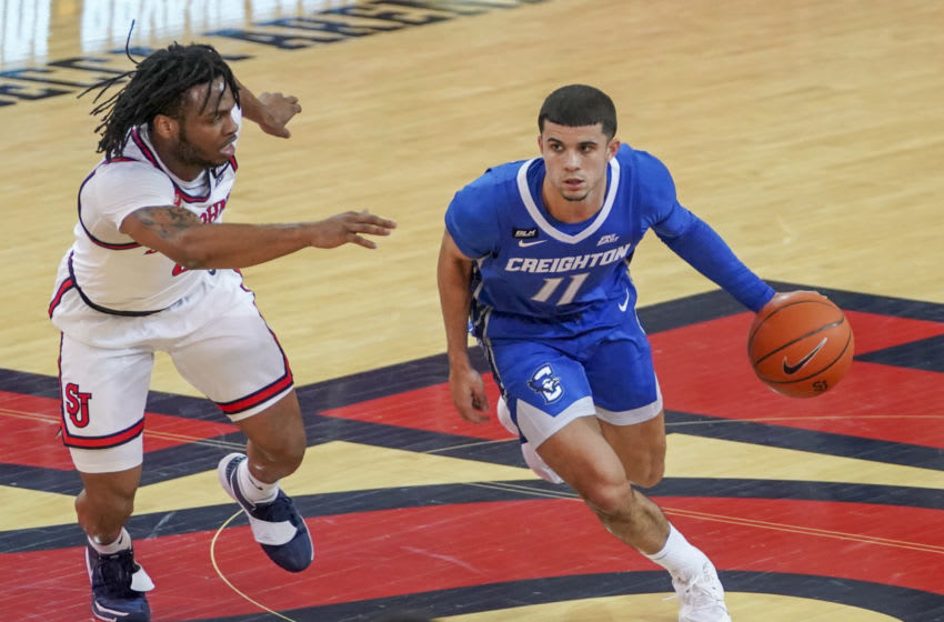St. John's basketball (Photo by Porter Binks/Getty Images)