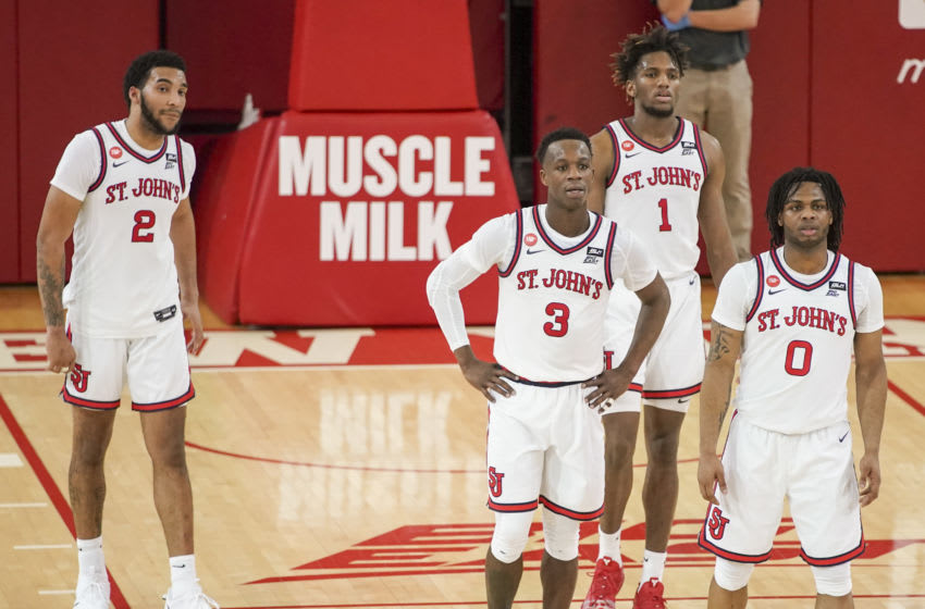 St. John's basketball (Photo by Porter Binks/Getty Images)