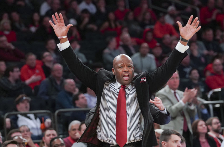 St. John's basketball head coach Mike Anderson. (Photo by Porter Binks/Getty Images)