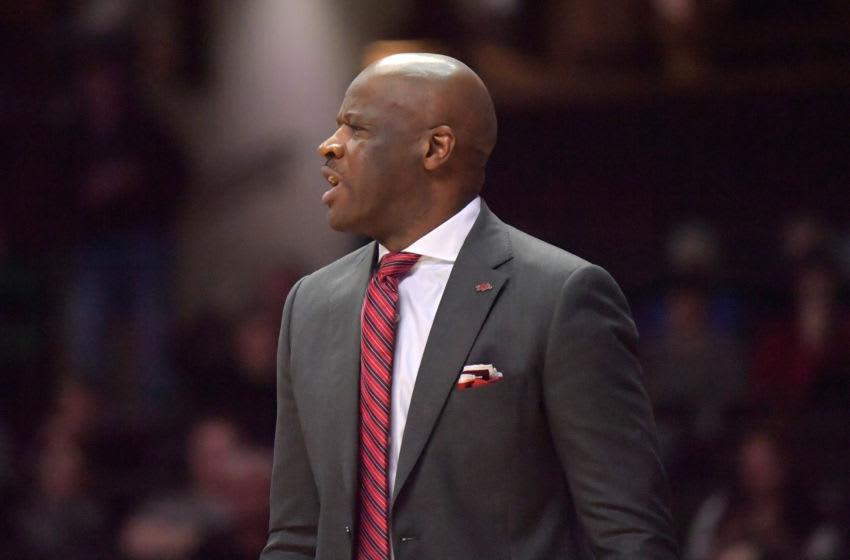 St. John's basketball head coach Mike Anderson (Mandatory Credit: Jim Brown-USA TODAY Sports)