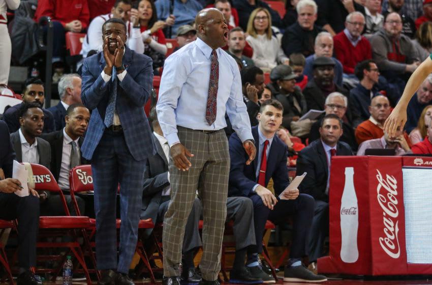 St. John's basketball head coach Mike Anderson (Mandatory Credit: Wendell Cruz-USA TODAY Sports)