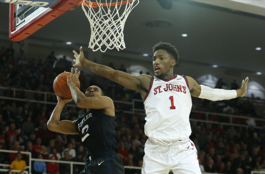 St. John's basketball (Nicole Sweet-USA TODAY Sports)