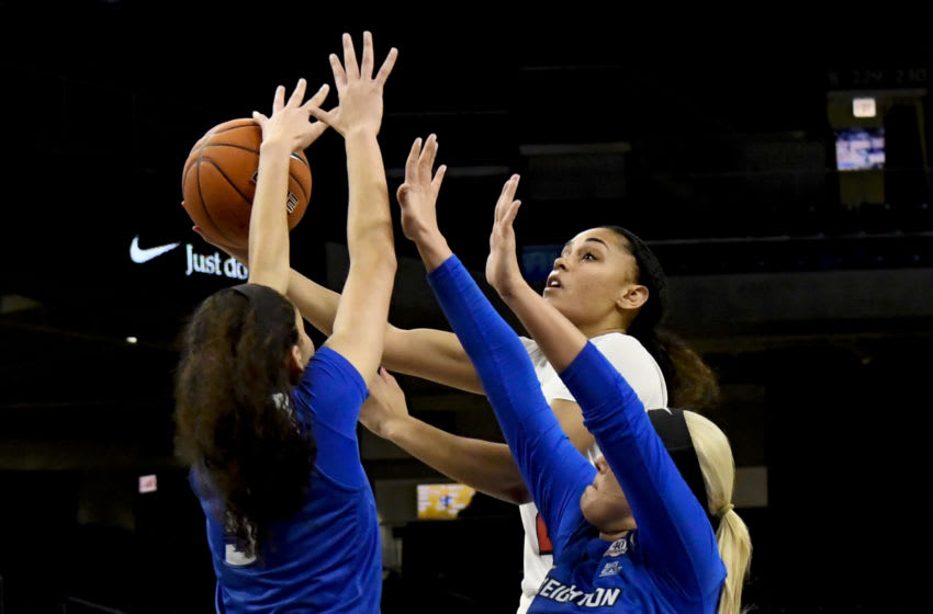St. John's basketball guard Leilani Correa (Matt Marton-USA TODAY Sports)