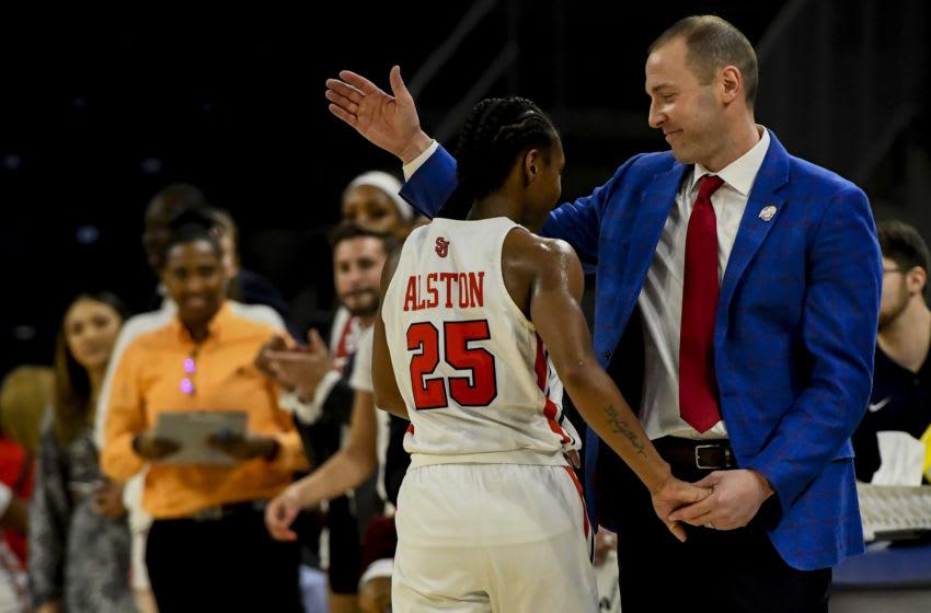 St. John's basketball (Mandatory Credit: Matt Marton-USA TODAY Sports)