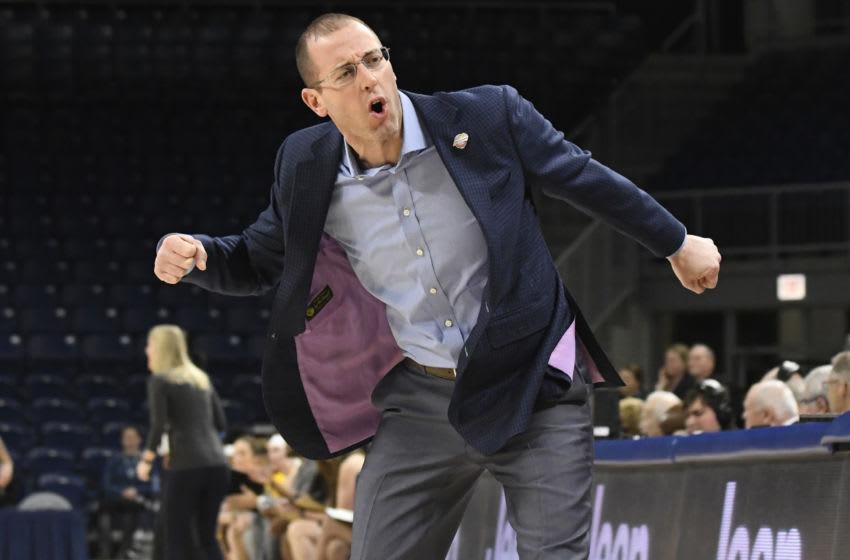 St. John's basketball head coach Joe Tartamella (Mandatory Credit: David Banks-USA TODAY Sports)