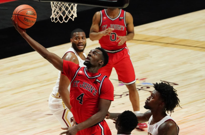 St. John's basketball guard Greg Williams Jr. (David Butler II-USA TODAY Sports)