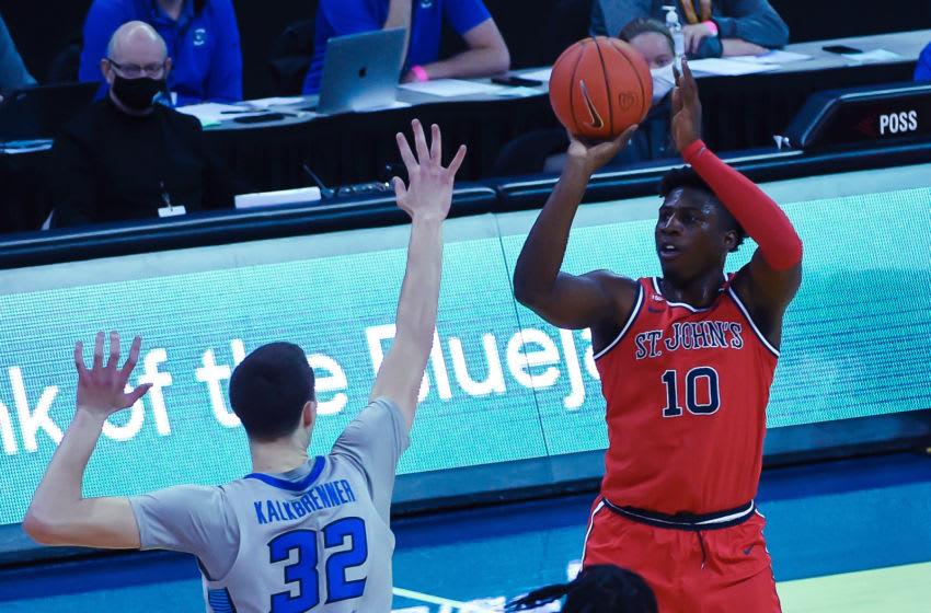 St. John's basketball transfer Marcellus Earlington (Steven Branscombe-USA TODAY Sports)