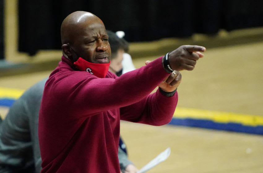 St. John's basketball head coach Mike Anderson (David Butler II-USA TODAY Sports)