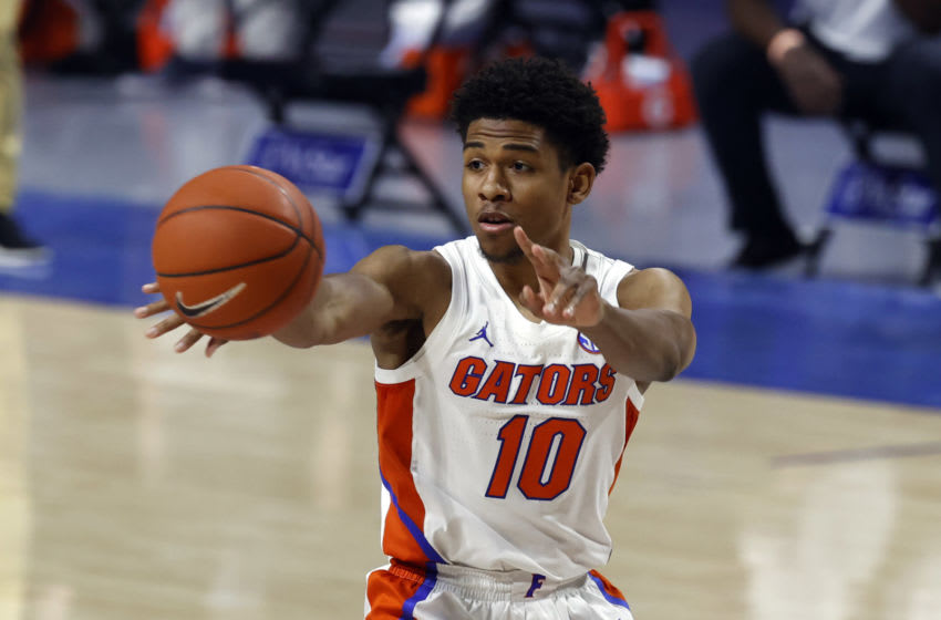 St. John's basketball transfer target Noah Locke (Kim Klement-USA TODAY Sports)