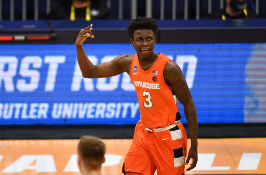 St. John's basketball transfer target Kadary Richmond (Patrick Gorski-USA TODAY Sports)