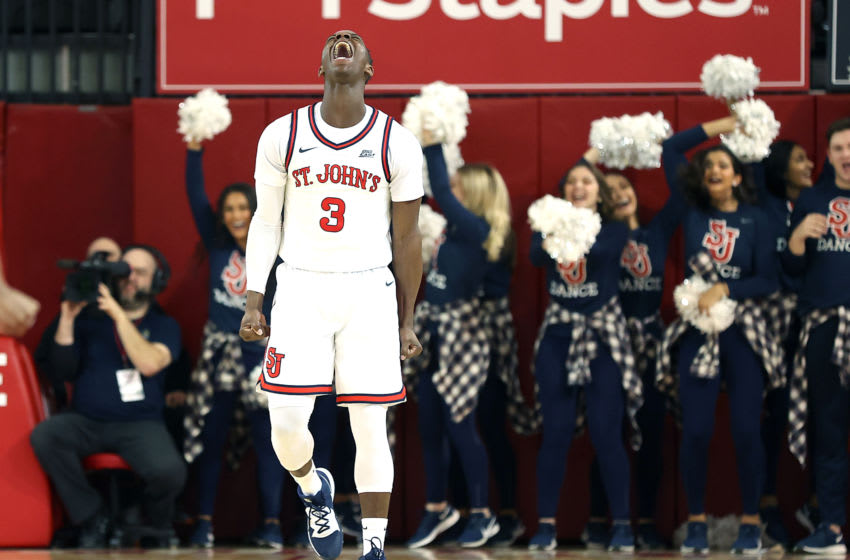 St. John's basketball (Vincent Carchietta-USA TODAY Sports)