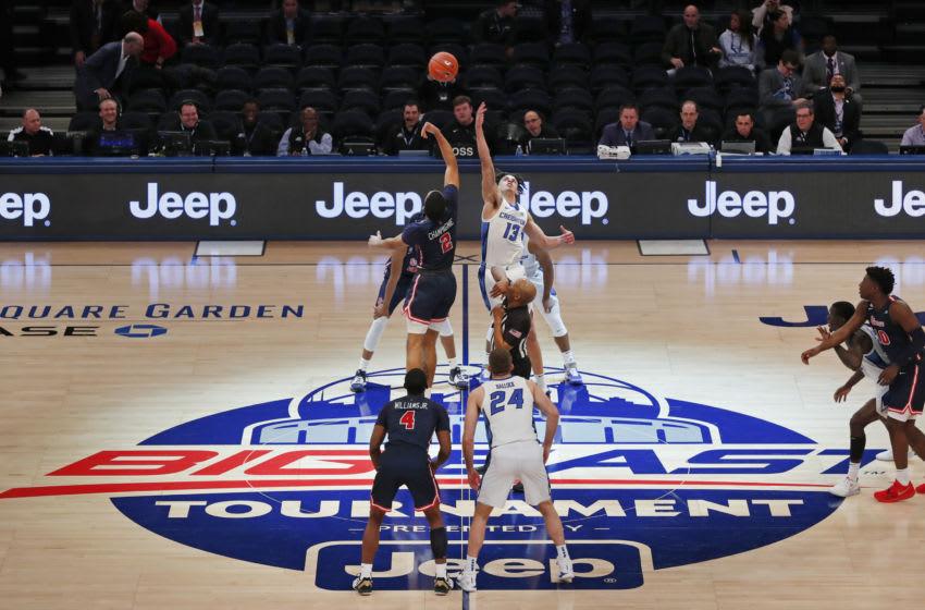 St. John's basketball (Noah K. Murray-USA TODAY Sports)