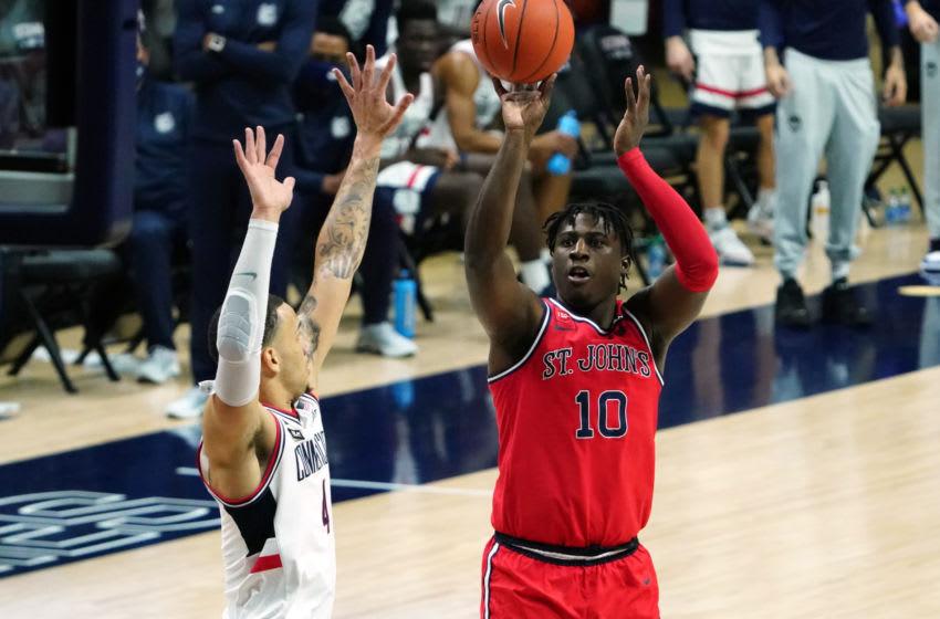 St. John's Basketball forward Marcellus Earlington (David Butler II-USA TODAY Sports)