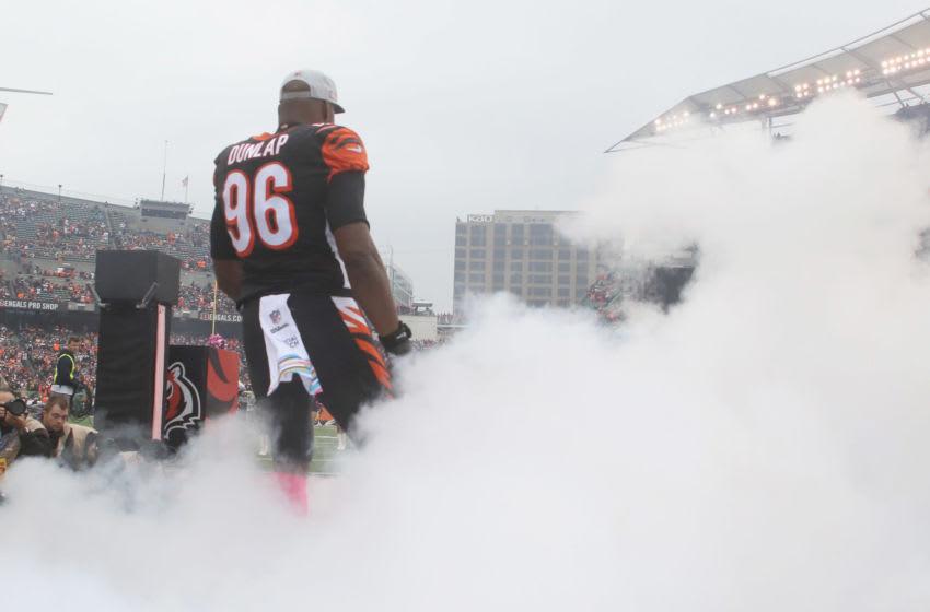 Cincinnati Bengals, Carlos Dunlap (Photo by John Grieshop/Getty Images)