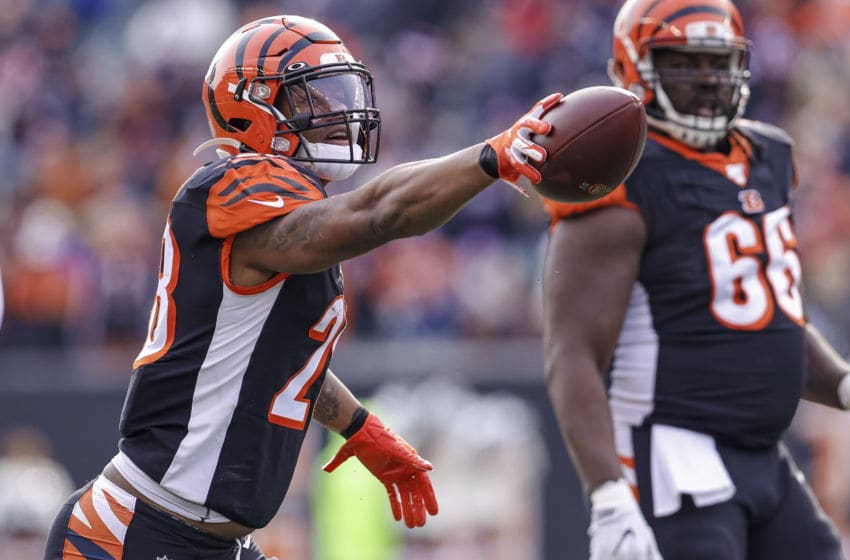 Cincinnati Bengals, Joe Mixon(Photo by Michael Hickey/Getty Images)